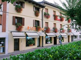 Hotel Cigno, hotel in Latisana