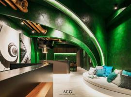 藝境 - 綠舞漫旅,花蓮市的飯店
