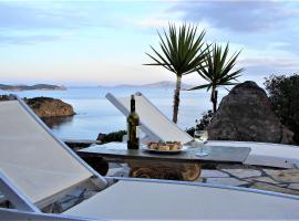 Meloi Pool Villa, hotel a Patmo (Patmos)