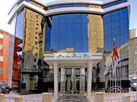 Asrin Business Hotel Kızılay, hotel a Ankara