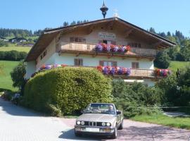 Hotel Garni Wieshof, отель в городе Кирхберг-ин-Тироль