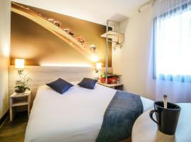 Hôtel Inn Design Resto Novo Vannes, hôtel à Theix