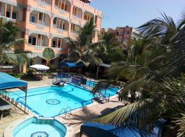 Premier Guest Residence Hotel, hotel a Malindi