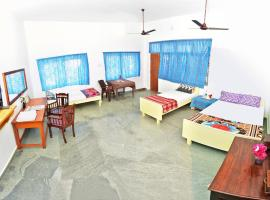Blue Elephant, hotel in Mahabalipuram