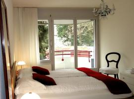 Exclusive Central Apartment, hotel near Basel Zoological Garden, Basel