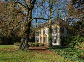 Hotel Landgoed Ekenstein, hotel en Appingedam