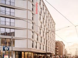 IntercityHotel Frankfurt Hauptbahnhof Süd, hotel near Museumsufer, Frankfurt/Main