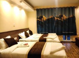 Hotel Ruza Nepal, hotel in Kathmandu