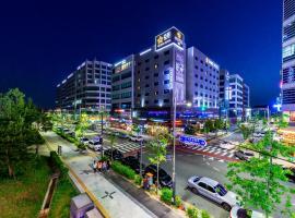 Guwol Hotel, hotel in Incheon