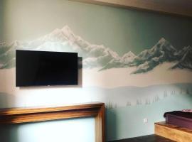 Альпийская горка в Эсто-Садке, hotel with jacuzzis in Estosadok