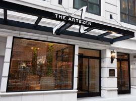 Artezen Hotel, hotel near Ellis Island, New York