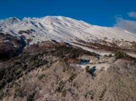 Rifugio Alpino Salvatore Citelli, hotell i Fornazzo