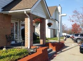 StayPlace Suites - Akron/Copley Township - West, hôtel à Akron