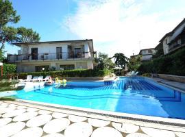 Casa di Alberta, hotel with pools in Rome