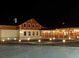 Усадьба Веранда, отель в Суздале
