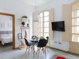Cozy flat Victoria, accessible hotel in Málaga