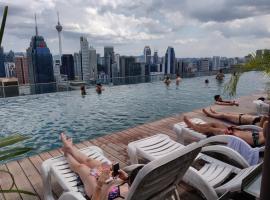 Regalia Suites - Kuala Lumpur, farfuglaheimili í Kuala Lumpur