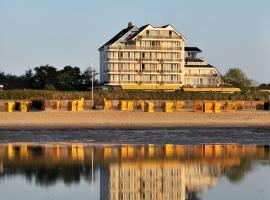 Badhotel Sternhagen, Hotel in Cuxhaven