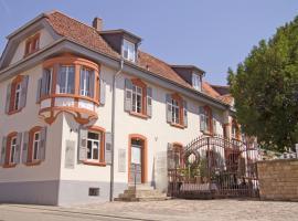 Villa Delange, guest house in Landau in der Pfalz