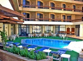 Gaddis Hotel, Suites and Apartments, hotel in Luxor