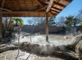 Kitsuregawa Country Club & Bihada Onsen Hotel Kitsuregawa, hotel in Sakuyama
