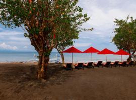 Bali Taman Beach Resort & Spa Lovina, hotel in Lovina