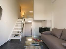 Luxury Studio Apartment in the City Center, self-catering accommodation in Agios Nikolaos