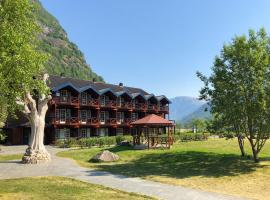 Flåmsbrygga Hotel, hotel in Flåm