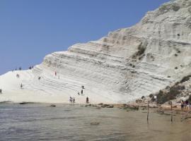 Locazione Turistica Domus Re, hotel con jacuzzi a Agrigento