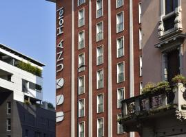 UNAHOTELS Mediterraneo Milano, hotel in Milan