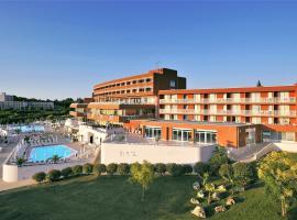 Hotel Holiday, hotel v Poreču