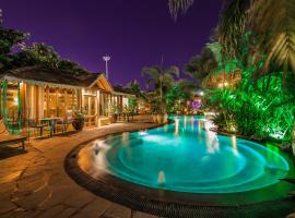 Fiesta Beach Resort, hotel with pools in Baga