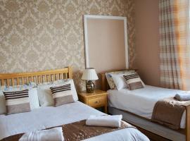 Camillia Guest House, hotel in Aberdeen