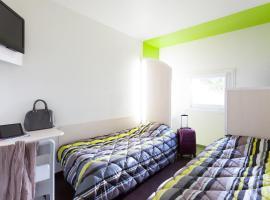 hotelF1 Besancon Ouest Micropolis -, hôtel à Besançon