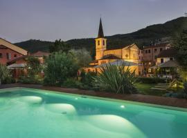 Relais Del Maro, hotel in Borgomaro