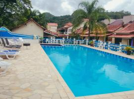 Pousada do Sol, hotel with pools in Penedo