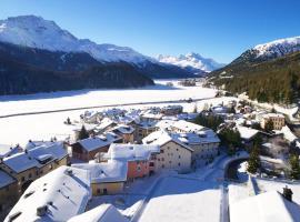 Giardino Mountain, hotel in St. Moritz