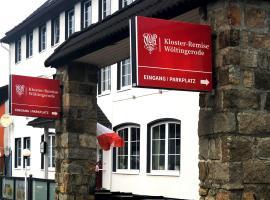 Kloster-Remise Wöltingerode, Hotel in Goslar