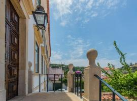Central Family Palace, hotel en Tomar