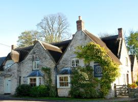 The Red Lion Inn, hotel in Babcary