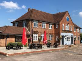 Blue Boar Inn, hotel near Norwich International Airport - NWI,
