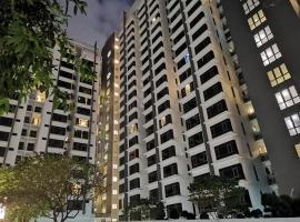Eve Suite @ Ara Damasara PJ,八打靈再也進化概念購物中心附近的飯店