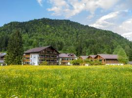 Alphotel Ettal, accessible hotel in Ettal