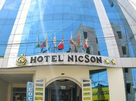 HOTEL NICSON, hotel in Tacna