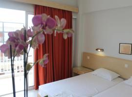Hotel Savoy, hotel in Rhodes Town