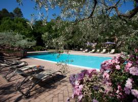La Macchia, hotel in Spoleto