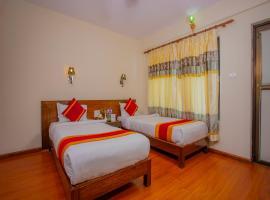 Hotel Garuda Inn, отель в Покхаре