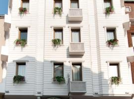 Mevlana Hotel, accessible hotel in Istanbul