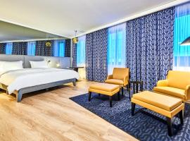 Radisson Blu Hotel, Kyiv City Centre, hotel in Kiev