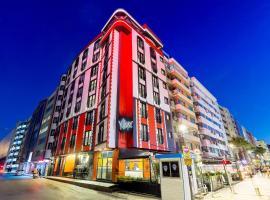 Hay Hotel Alsancak, отель в Измире